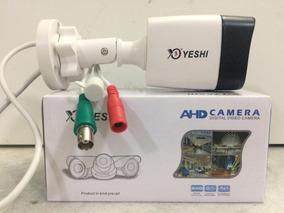 Câmera Bullet Flex Hibrida Infra Full Hd 1080p 2mp Yeshi!
