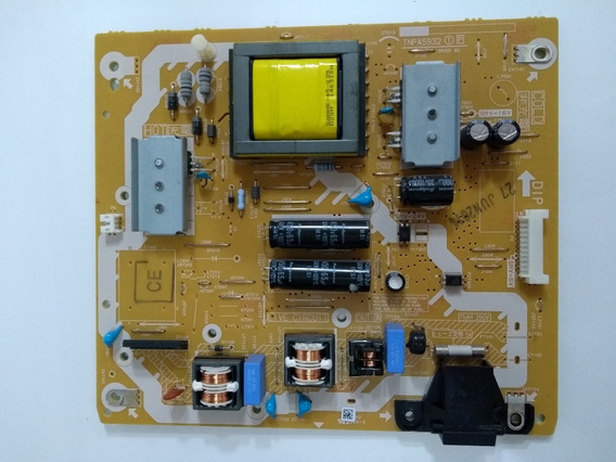 Placa Principal Tv Panasonic Tc-39a400b