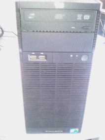 Servidor Hp Proliant Ml110 G6, Xeon, M4, Hd500