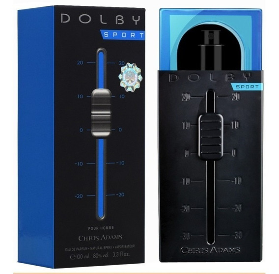 Perfume Chris Adams Dolby Pour Homme 100ml Parfum