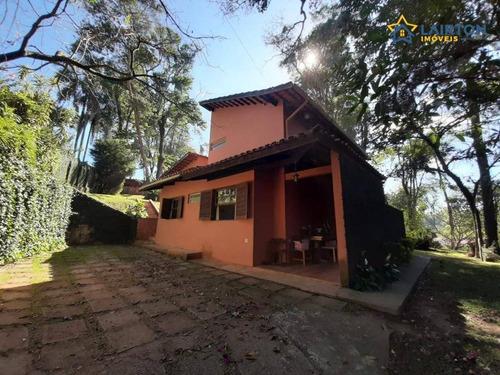 Chácara Com 4 Dormitórios À Venda, 1500 M² Por R$ 750.000,00 - Portão - Atibaia/sp - Ch0266