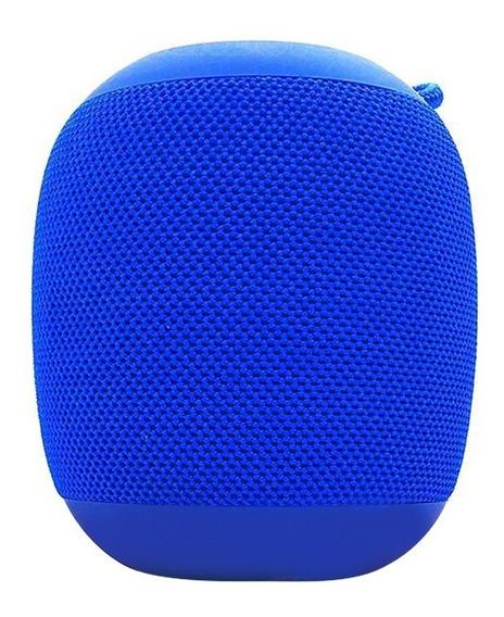 Caixa De Som Portátil Multimídia Bluetooth Usb Aux Rádio Fm