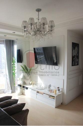 Apartamento - Mooca - Ref: 9394 - V-9394