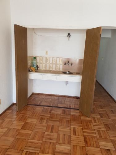 Monoambiente 35mts Lineales6 Piso Tacuarembó 1442propietario