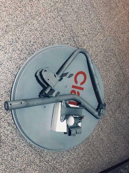 Antena Da Claro Com Lnb Simples