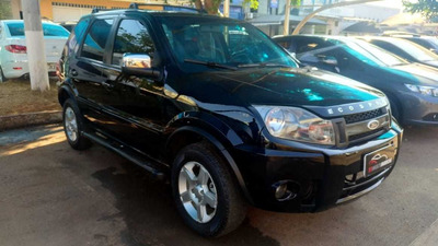 Ford Ecosport Xlt 2009/2009 Manual Flex (topamos Negociar)