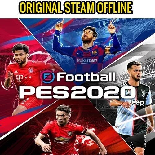 Efootball Pes 2020 Pc Steam! Offline