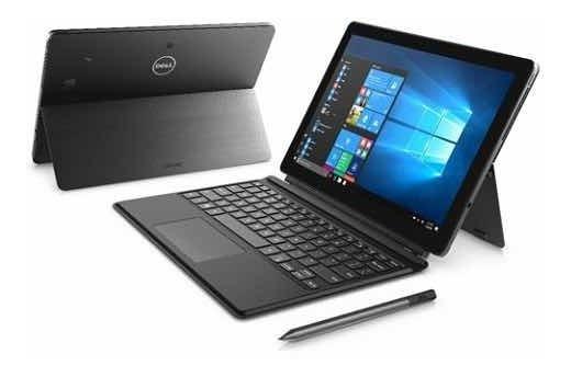 Dell 5285 Tablet I7 Win Pro 16 Ram 512 Ssd 4g Lte E Cover