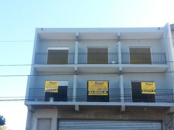 Departamento Planta Alta 3 Amb En Alquiler Ciudad Tesei