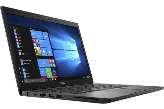 Notebook Dell Latitude 7480 I5 16gb Ssd 256gb M.2 14 W10