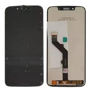 Tela Frontal Display Moto G7 Play Xt952 Original
