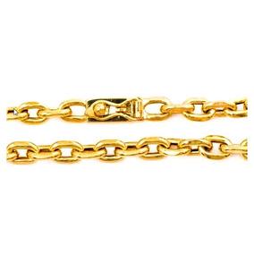 Pulseira Masculina Ouro 18k Cadeado Cartier 30g Maciça 0013
