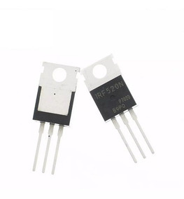 Transistor Irf520 - Original Para Saida Rf (px Voyager)