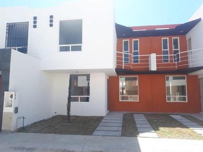 Casa Sola En Renta Fracc. San Luis