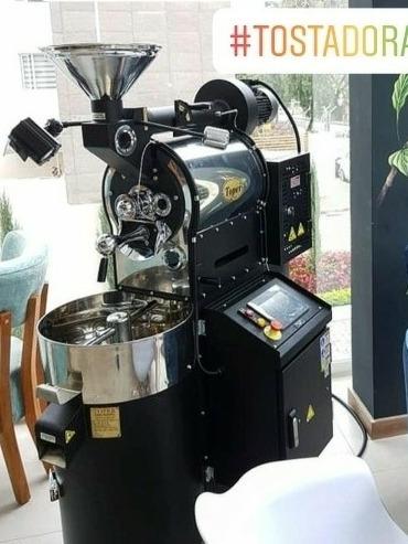 Tostadora De Café 2 Kilos Industria Nacional.