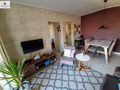 Apartamento A Venda No Bairro Imirim Em São Paulo - Sp. - A397-1