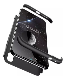 Capa 360 Gkk Xiaomi Redmi Note 7 + Película Gel 3d