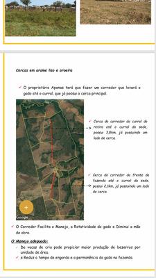 Fazenda Em Porangatu Goiás