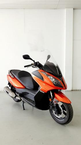 Imagem 1 de 8 de Kymco Downtown 300i Abs 2019/2020 - Dipe Motos Yamaha