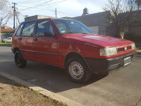 Oportunidad Fiat Uno 1.4 Monopunto Inyección 1999 5 Puertas