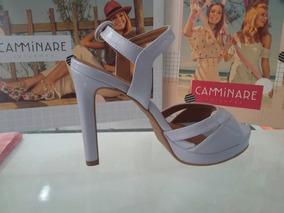 Sandalia Camminare Verniz Magenta / Ref:809.4441266