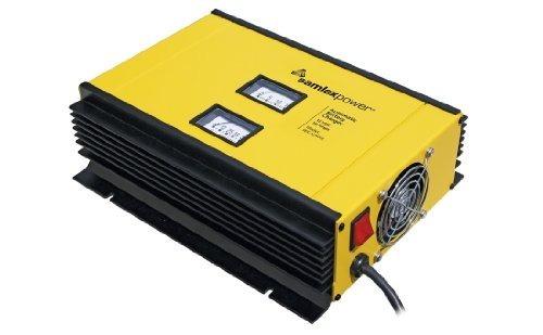 Samlex Solar Sec-1250ul Sec-ul Serie 12v Cargador De Batería