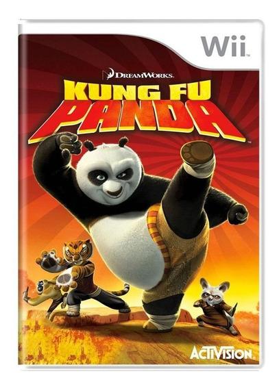 Kung Fu Panda Wii   Midia Física Original