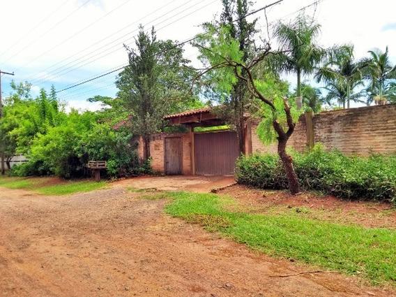 Venda De Rural / Chácara Na Cidade De Araraquara 8743