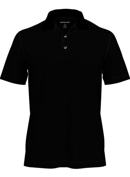 Geoffrey Beene Camisa Tipo Polo De Manga Corta Para Hombre