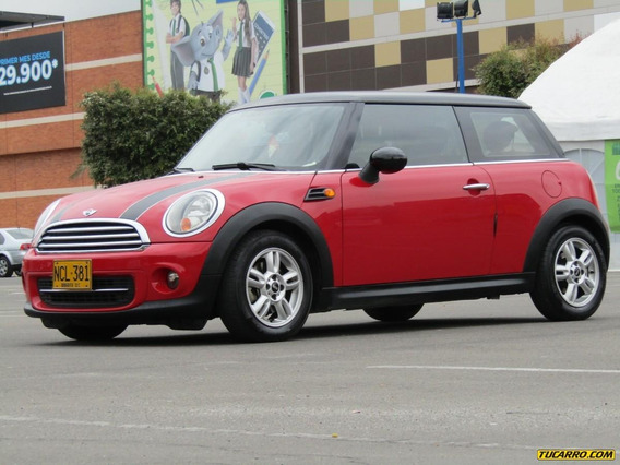 Mini Cooper Mt 1600cc Aa 2ab Abs