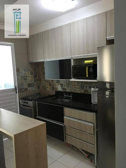 Apartamento Com 2 Dormitórios À Venda, 54 M² Por R$ 420.000 - Vila Guilherme - São Paulo/sp - Ap0647