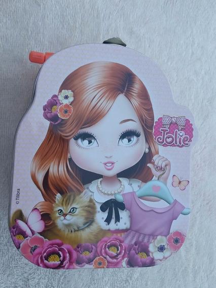 Maleta Lancheira Bolsa - Jolie Com Mascote - Páscoa Garoto 2