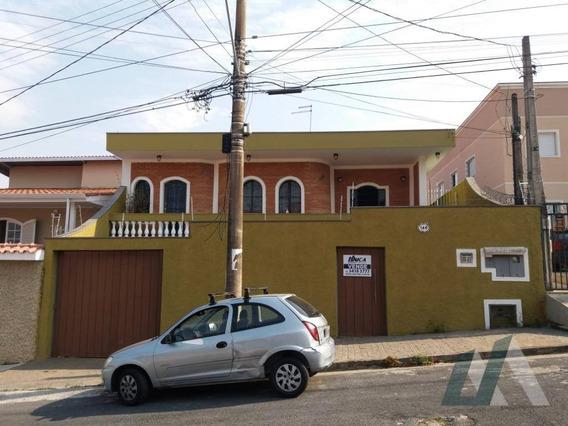 Casa Com 4 Dormitórios À Venda, 266 M² Por R$ 630.000 - Jardim Iguatemi - Sorocaba/sp - Ca1359