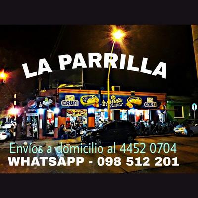 Restaurante La Parrilla - Ciudad Treinta Y Tres