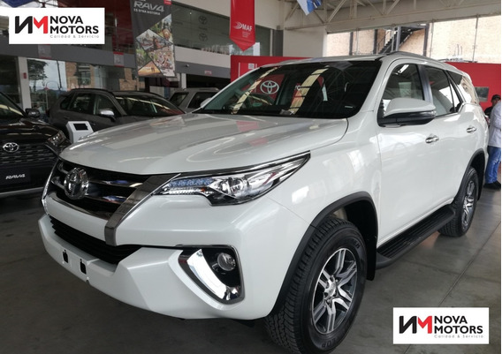 Toyota Fortuner Sw4 Srv 4x2 Gasolina