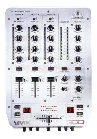 Esquema Eletrônico Mixer Behringer Vmx300 - Em Pdf