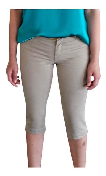 Calça Jeans Feminina Skinny Cropped Corsário Até Tamanho 46
