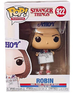 Funko Pop Robin 922 Stranger Things Baloo Toys