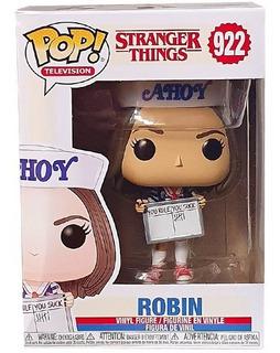 Funko Pop Robin 922 Stranger Things Baloo Toys