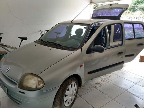 Imagem 1 de 11 de Renault Clio 2003 1.0 16v Rl 5p