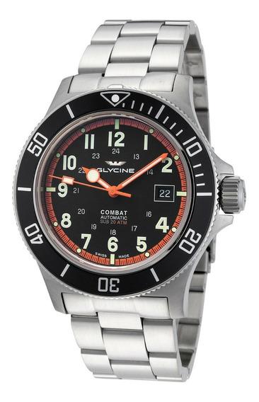 Reloj Glycine Automático Swiss Made