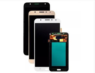 Tela Display Lcd Galaxy J7 Prime G610 C/ Brilho + Pelicula