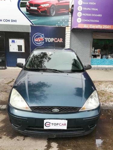 Ford Focus 1.6 One Ambiente 2008 Gnc Recibo Menor Financio