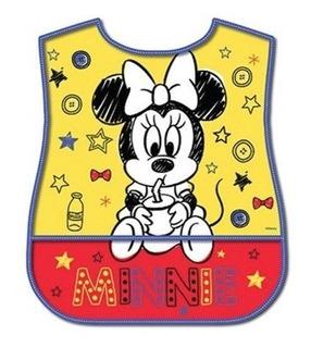 Babero Bebe Bata Disney Baby Minnie