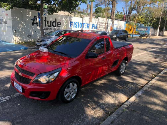 Gm Montana Ls 1.4 Completo 2017