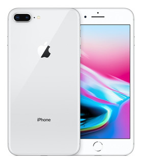 iPhone 8 Plus 128 Gb Silver Caja Sellada + Templado Oferta!!