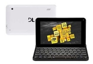 Tablet Dl E-note (retirada De Peças) + Tablet Navicity