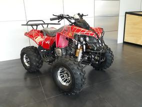 Cuatrimoto Raptor 125cc Motor 4t Automatica 0km