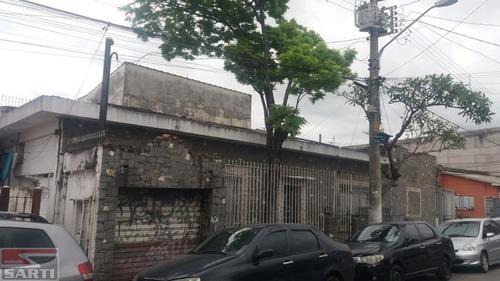 Terreno Vila Baruel - Metragem ( 10,00 X 25,00 )  - St17351