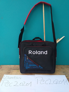 Estuches Funda Roland Spd Sx Edicion Especial Nuevo Mod 2019